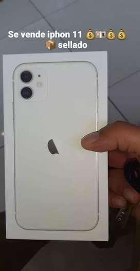 Vendo iphon 11 nuevo en caja sellado