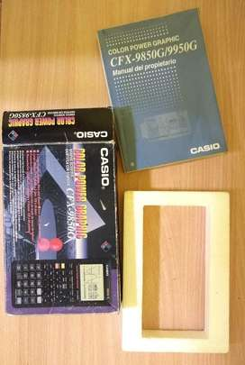 Manual Casio Fx 9850g