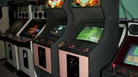 arcade fichín futbol