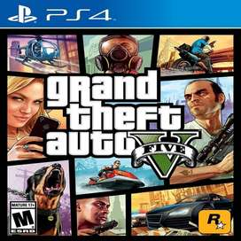 GTA 5 para PLAY station 4