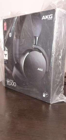 Vendo Audifonos Akg Y500
