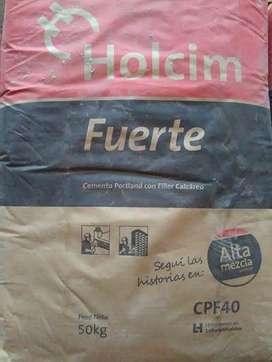 Cemento Holcim Corralón X 50 Kg