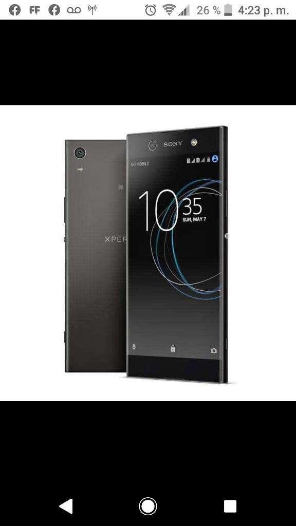Sony Xperia Ax1 Ultra 0