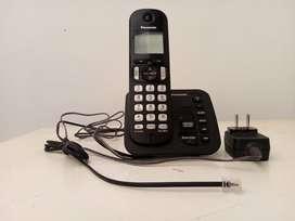 Teléfono Inalámbricoc - Negro