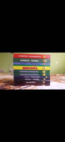 LIBROS PARA POSTULAR A LA UNIVERSIDAD CAYETANO DE LA PRECAYETANO