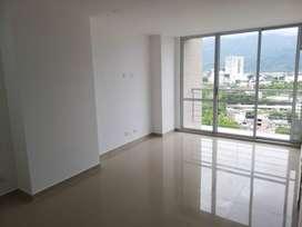 Hermoso apartamento NUEVO con gran vista a la ciudad, cerca a vías principales, zona tranquila y segura