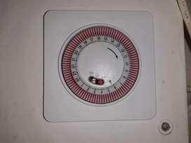 Estufa electrica panel