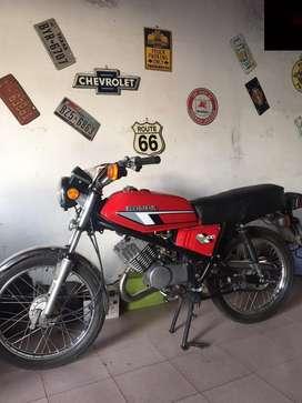 HONDA MB 100 1981