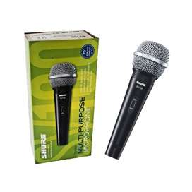 Microfono Shure Sv100 Multiproposito Vocal- Instrumental
