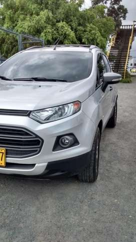 FOR - Ecosport 4x4, 67 MIL KM 43millones negociables