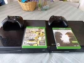Xbox one Fat 20 juegos