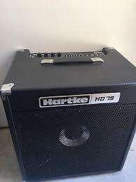 Ampli de bajo Harke HD 75