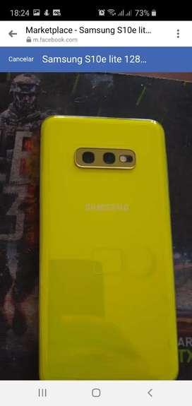 Samsung S10e 129gb/6gb. Impecable