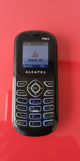 Telefono celular Alcatel OT-208A $30.000