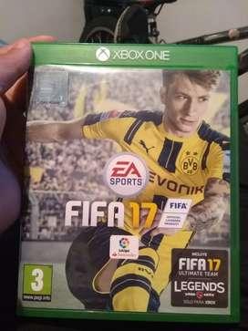 FIFA 17 está en buen estado 10/10