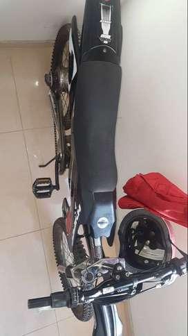 Bicicleta moto bike hiper