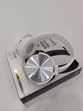 Diadema Sony Bluetooth