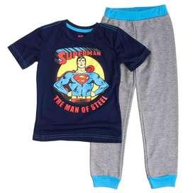 Pijama de superman talla 4