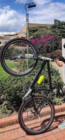 Bicicleta Roca Rin 26 Tubos/Corazas  + Asiento + Guardabarros NUEVOS