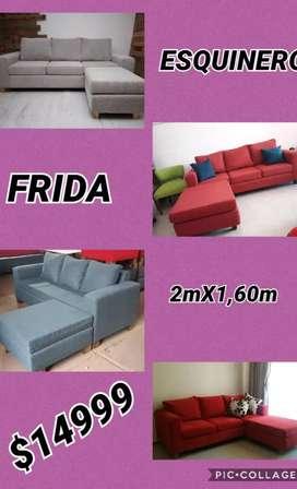 Esquineros Frida 2.00x1.60 en Promoción