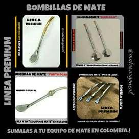 BOMBILLAS DE MATE  PREMIUM