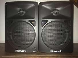 Monitor de Estudio Numark N-Wave 580