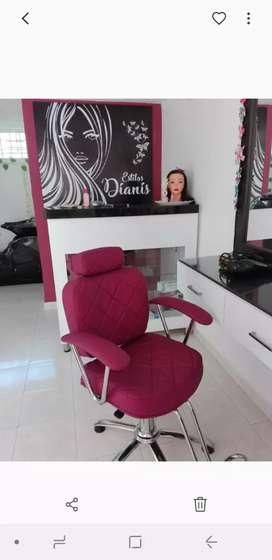 Se venden enceres de peluqueria