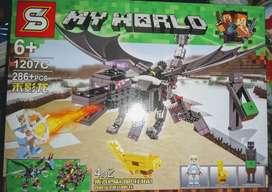 LEGO MINECRAFT/LEGO DE DRAGONES DE MINECRAFT/LEGOS