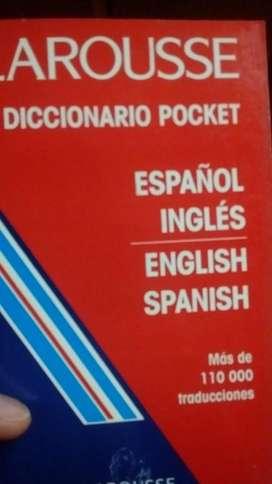 DICCIONARIO DE TRADUCCIÓN INGLÉS ESPAÑOL