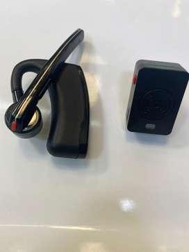 Manos libres con bluetooth para radios de comunicaciones