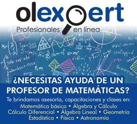 Tutoría en Matemáticas con Isabel Mosquera