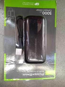 Vendo cargador portátil 5000mah