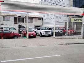 Local comervial Patio de autos