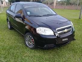 Chevrolet Aveo Ls Mod. 2010. Con 128.000 km. En buen estado. Soy titular