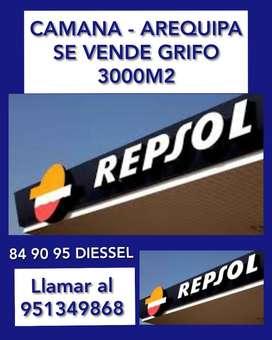 Arequipa Camana Vendo Grifo 3000m2
