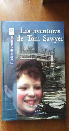 Libro Las aventuras de Tom Sawyer