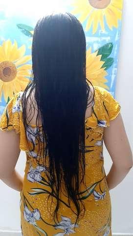Vendo cabello precio negociable