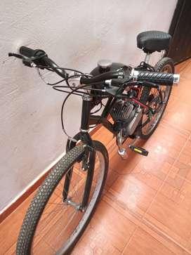 ciclomotor  80cc  precio: $900000 a gasolina