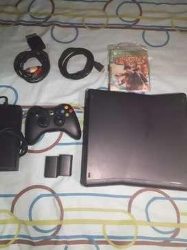 Se vende Xbox 360 en perfectas condiciones precio negociable.