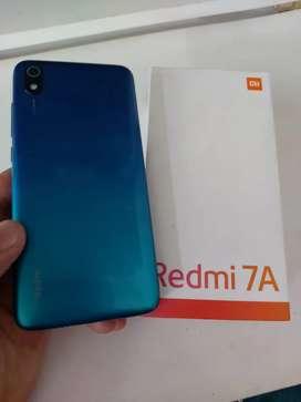 Redmi 7 A.  Cómo nuevo