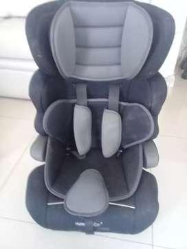 Huevito/silla de auto para bebes