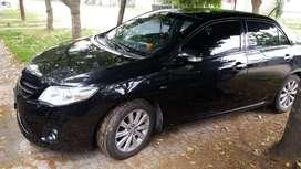 Toyota Corolla seg 2012 gnc full cuero