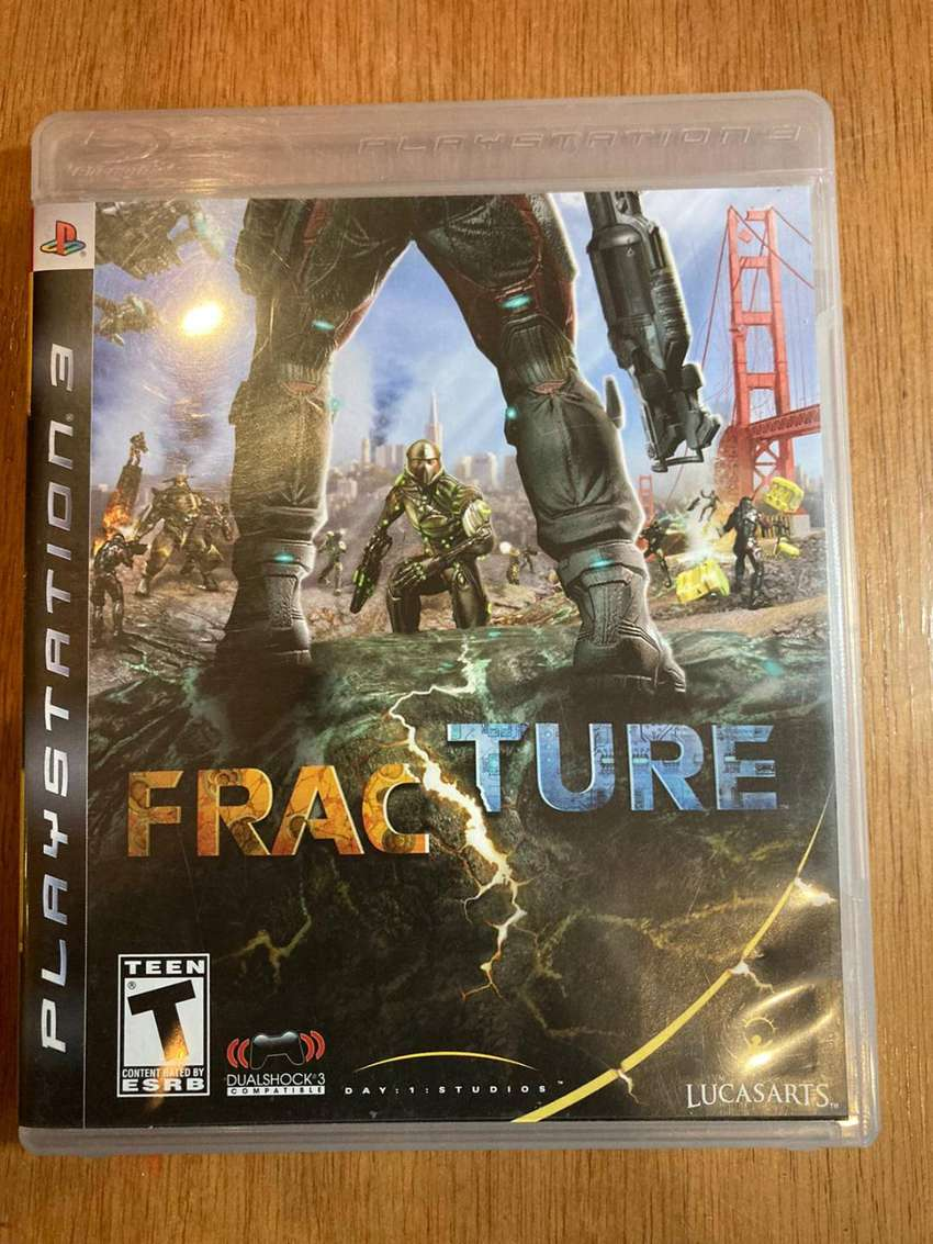 Fracture PS 3