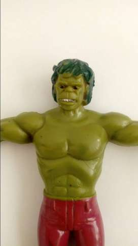 Hulk Marvel 1978 Comics Group Muñeco