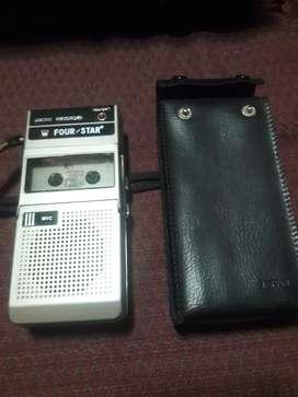 Micro recorder Four Star