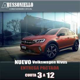 Financiacion de Volkswagen nivus