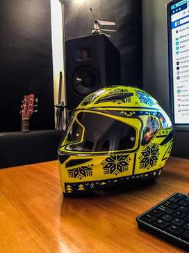 Vendo/Cambio casco AGV K1 WINTER TEST