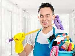 Necesito personal de limpieza y mensajería/ Lince