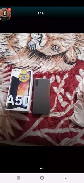 Samsung A50 Esta 10/10 vendo o cambio x un iphone 7