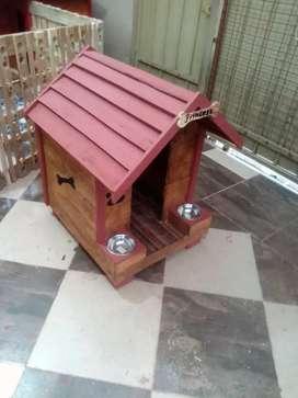 Vendo casitas para mascotas